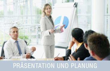 Präsentation & Planung
