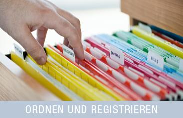 Ordnen&Registrieren